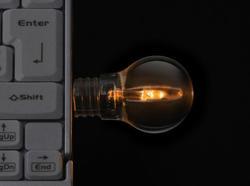 Light Bulb USB Flash Drive
