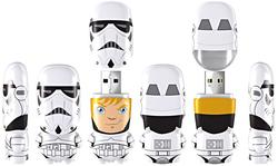 Latest Mimoco Star Wars Mimobot Flash Drives