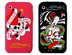 ED Hardy New iPhone Cases, Sleeves and Faceplates