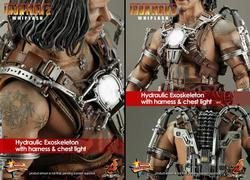 Iron Man 2 Whiplash Action Figure by Hot Toy