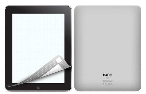 More Traditional iPad - PixelPad