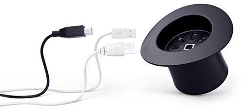Cylindrus 8 Ports USB Hub