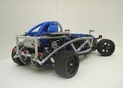 LEGO Ariel Atom V8 by Tyler Reid