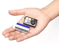 Mini Digital Camera by Chobi