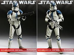 501st Legion Vader's Fist Clone Trooper Action Figure