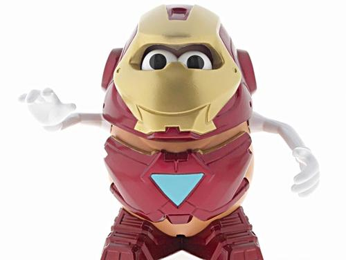Mr. Potato Head Iron Man 2 Tony Starch