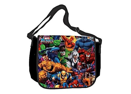 Marvel Superheroes Messenger Bag