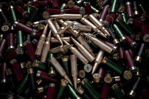 AK-47 Bullet USB Flash Drive by Crooks & Castles