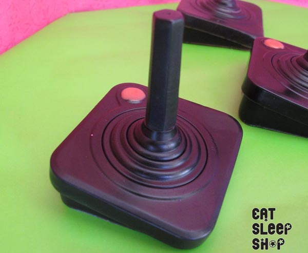 ATARI Joystick Geek Soap