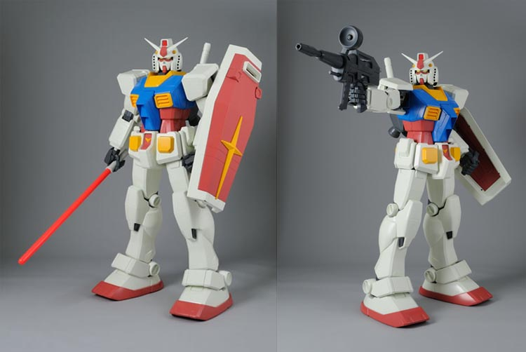 Bandai Limited Edition Gundam Figure Gadgetsin