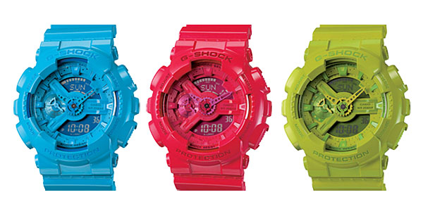 the new G-Shock Mini for