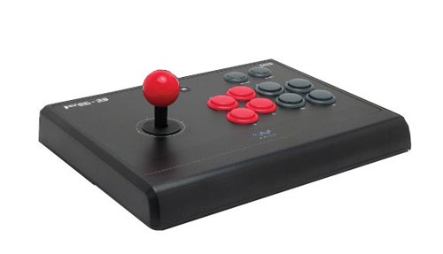 Experience Arcade Fighting Stick on Xbox 360 or PS3