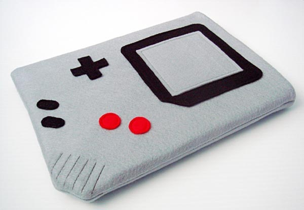 Game Boy iPad Sleeve