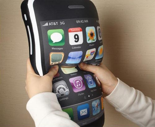 iCushion more comfortable than iPhone
