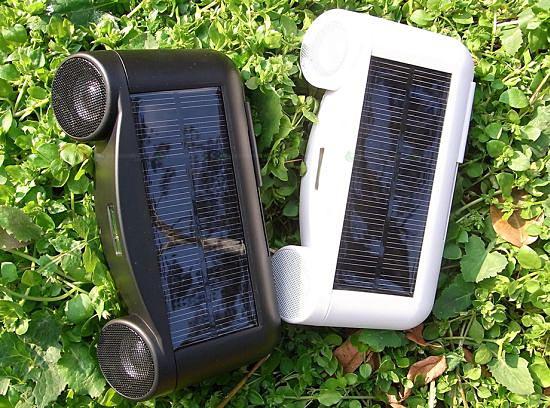Landport Solar Powered Active Speaker