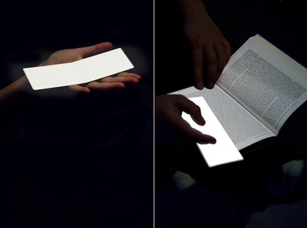 Lightleaf For Your Reading In The Dark Gadgetsin