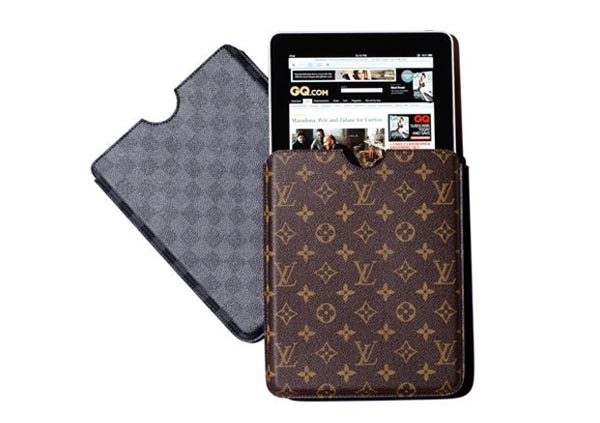 Louis Vuitton iPad Case Luxury Enough