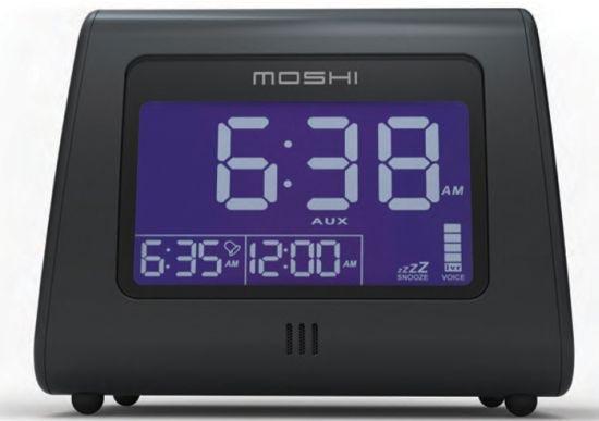 Moshi Voice Controlled Digital Clock Radio