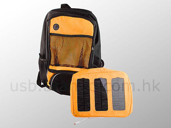 Multi-purpose Solar Charger Backpack for Your Wonderful Travel