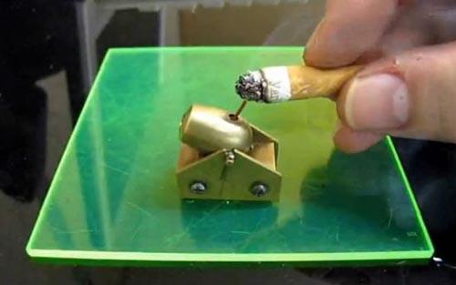 Really Powerful Tiny Cannon