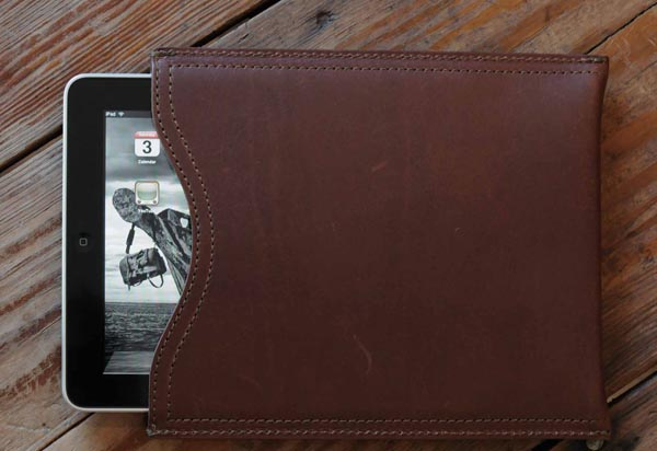 Saddleback Leather iPad Sleeve