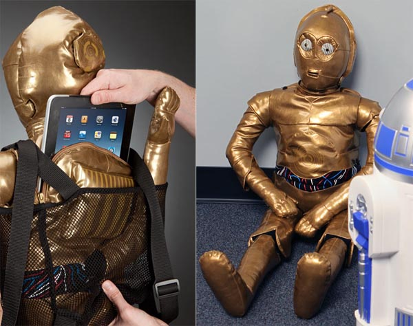 Star Wars C-3PO Bespin Backpack