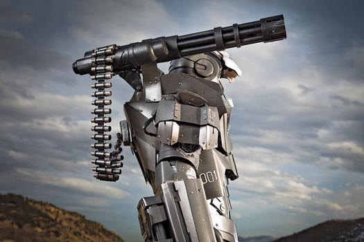 The Best Iron Man 2 War Machine Costume