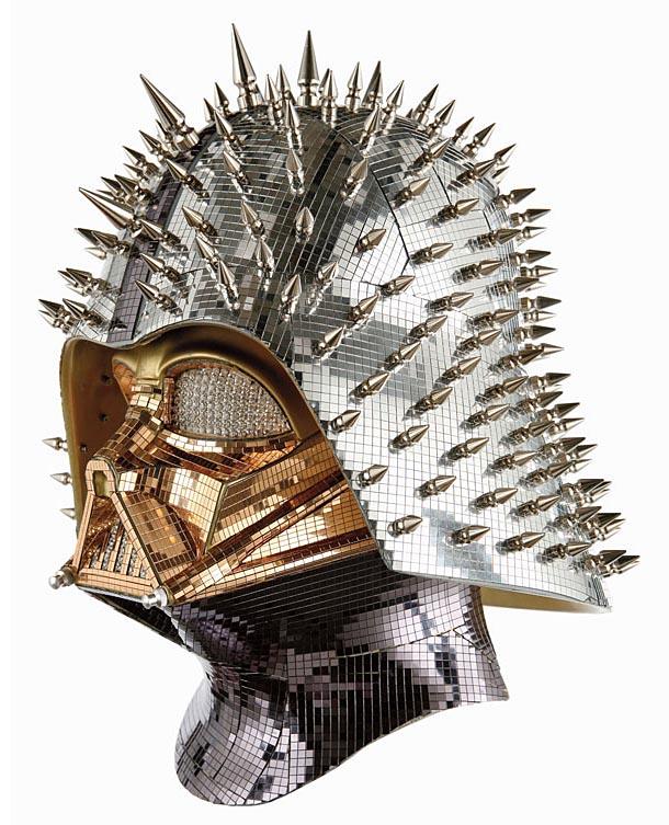 Unusual Darth Vader Helmets