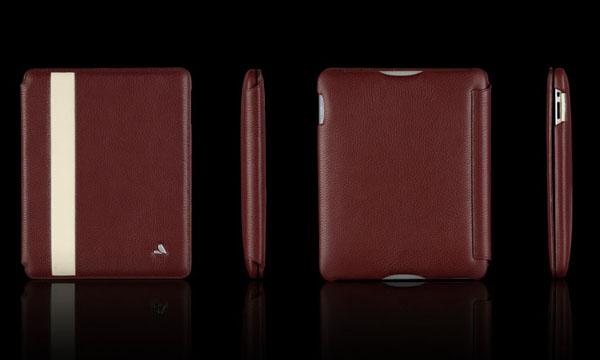 Vaja Leather Agenda iPad Case