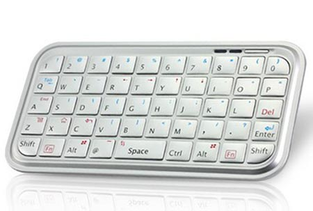 Yet Another Wireless Mini Bluetooth Keyboard