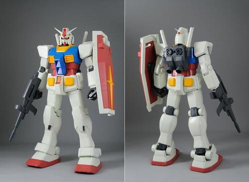 Bandai Limited Edition Gundam Figure