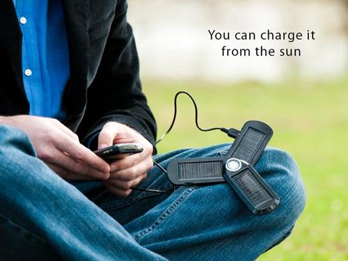 Kiwi Choice U-powered Solar Charger