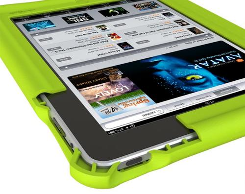 Hard Candy Air-filled iPad Case