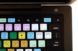 Colorful Shortcut Keyboard Skins Not Only for Designer