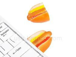 Hot Dog Shaped USB Flash Drive