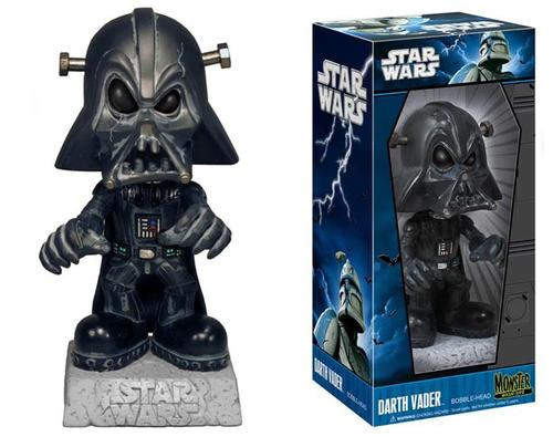 Star Wars Monster Mash-ups Bobbleheads Series