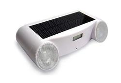 Landport Solar Powered Active Speaker