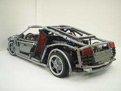 Amazing LEGO Audi R8