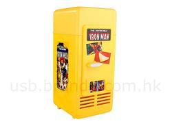 Iron Man USB Can Cooler