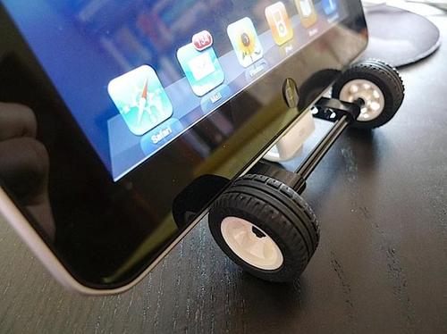 Make your own LEGO iPad Stand
