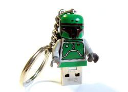 Star Wars LEGO Minfigure USB Flash Drives