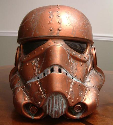 Multifunctional TK-Pod Stormtrooper Helmet