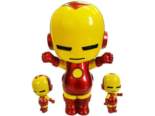 The Latest Iron Man Figure Cute Enough