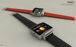 iWatch concept wrist watch by ADR Studio