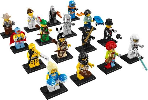 LEGO Minifigure 8683 Series Now Available