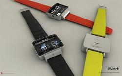 Iwatch Concept Wrist Watch By Adr Studio Gadgetsin
