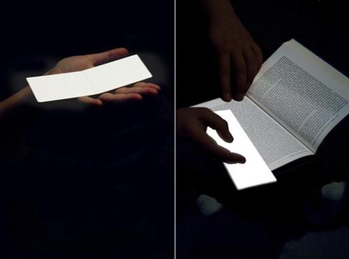 Lightleaf for your reading in the dark