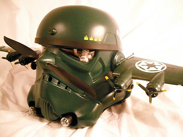 Airborne Stormtrooper Helmet