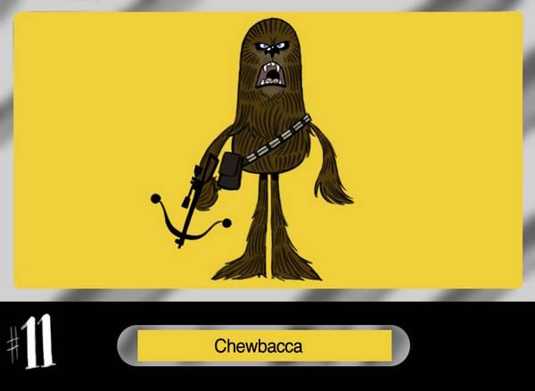 Cartoon Star Wars Characters By Ben Balisteri Gadgetsin