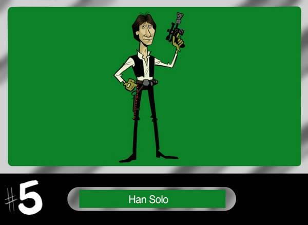 Cartoon Star Wars Char...C 3po